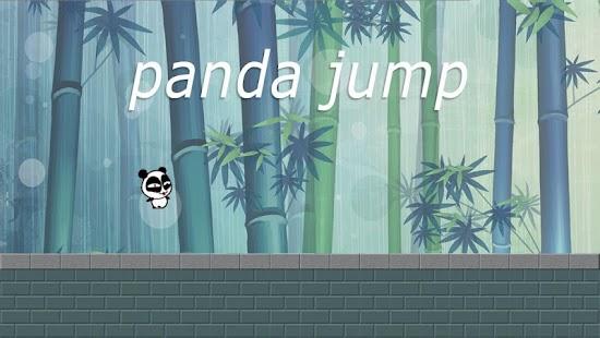 Panda Jump HD