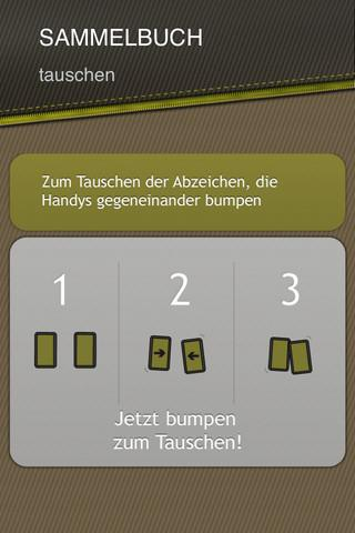 Dienstgradabzeichen - screenshot