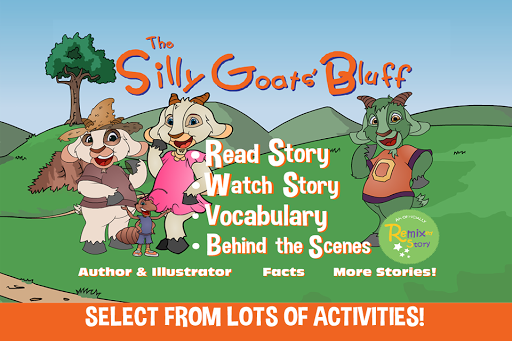 The Silly Goats' Bluff