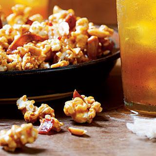 Sorghum Caramel Corn