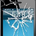 擊碎屏幕 Screen Crack icon
