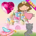 Princess Puzzles for Toddlers icon