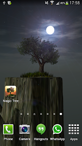 Magic Tree Live Wallpaper screenshot 15