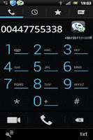 Screenshot of Siphone