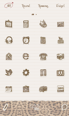 urbanchic(hopi2)dodol launcher - screenshot