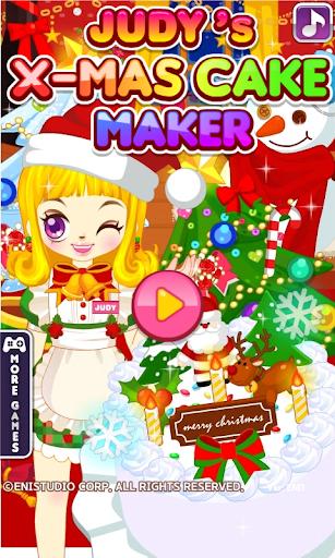 Judy's X-mas Cake Maker - Cook