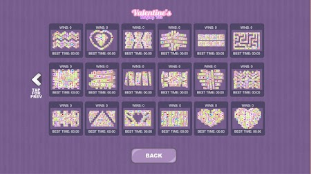 Valentine's Mahjong Tiles APK screenshot thumbnail 19