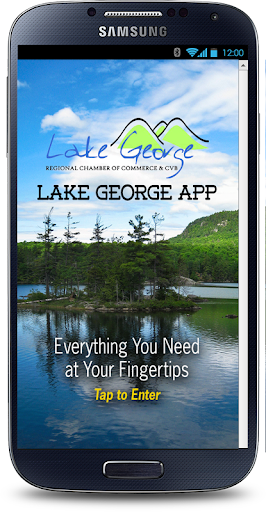 Lake George App