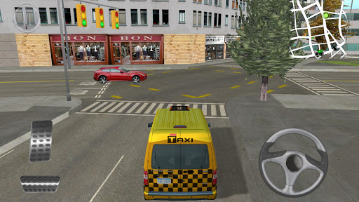 Mobster Taxi 2