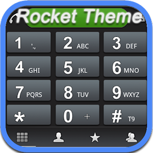 RocketDial Galaxy S alikeTheme