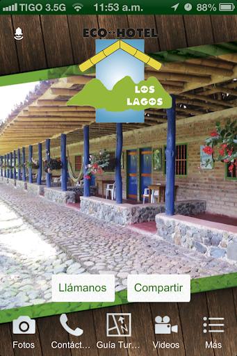 Eco Hotel Los Lagos