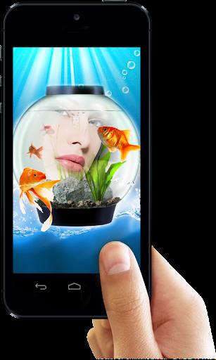 Aquarium Photo Frames