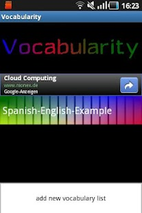 Vocabularity Free - screenshot thumbnail