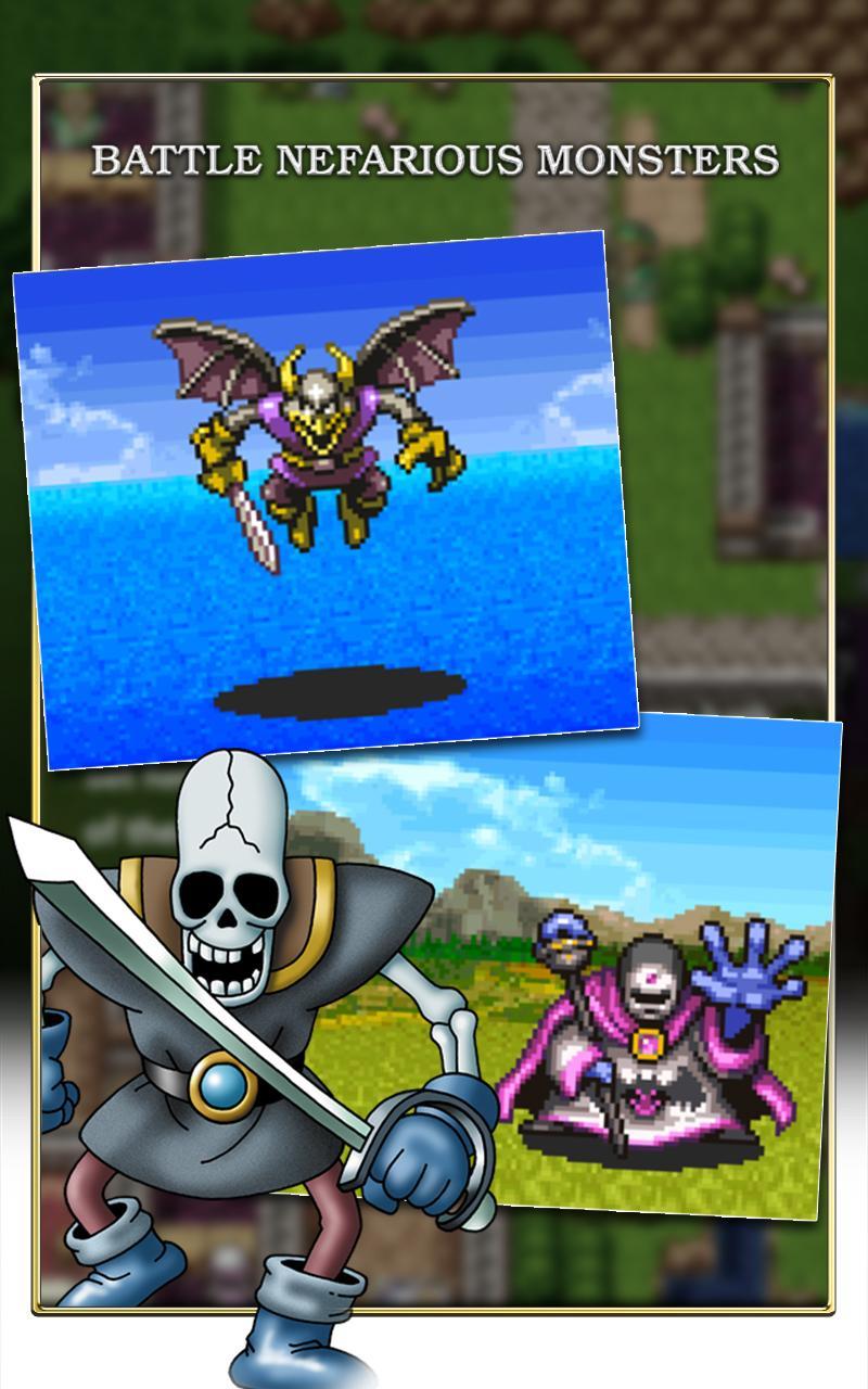 DRAGON QUEST II screenshot #13