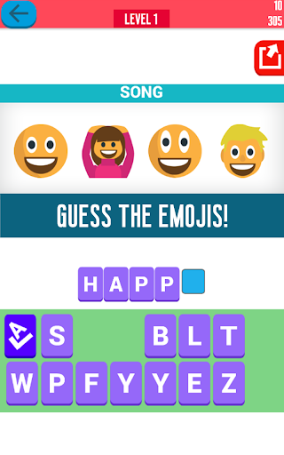 Guess the Emoji - Trivia Game