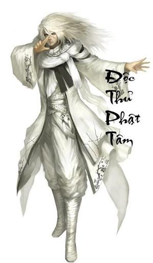 Doc Thu Phat Tam - Kiem Hiep