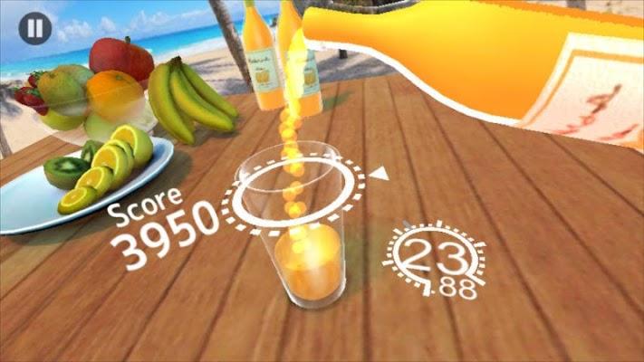 Pour Juice : Infinity! - screenshot