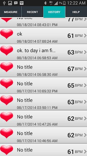 【免費健康App】Heart Rate Checker - Pro-APP點子