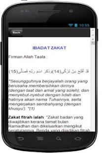 Zakat Fitrah Dan Persoalannya - náhled