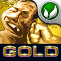 FaceFighter Gold logo