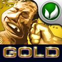 FaceFighter Gold logo