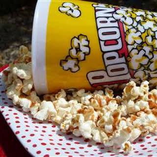 Powdered Sugar Popcorn Recipes.