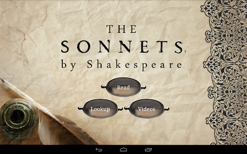 The Sonnets by Shakespeare