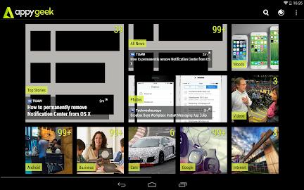 Appy Geek – Tech news Screenshot 1