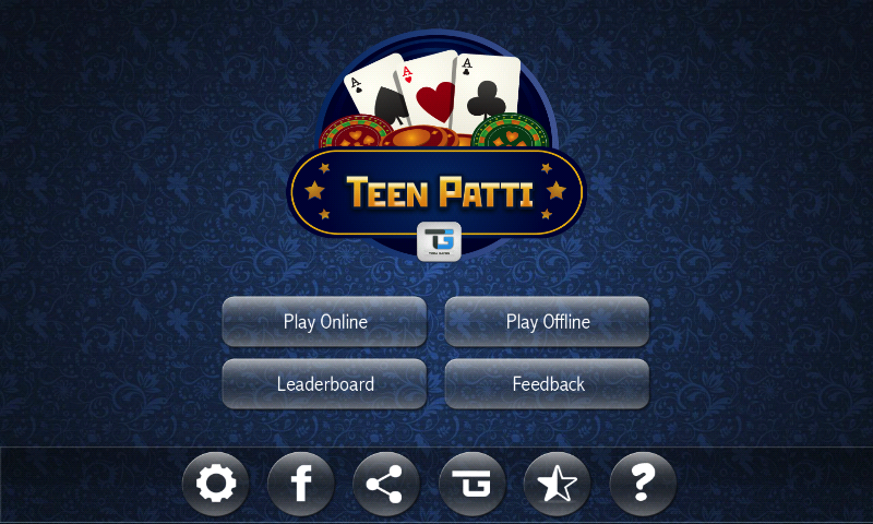 Teen Patti - screenshot