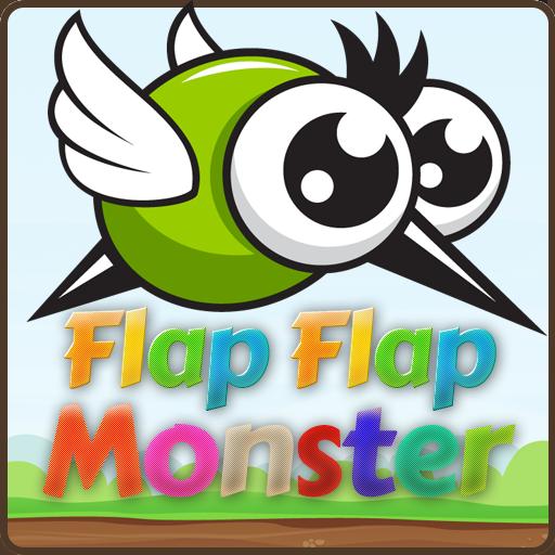 Flap Flap Monster LOGO-APP點子