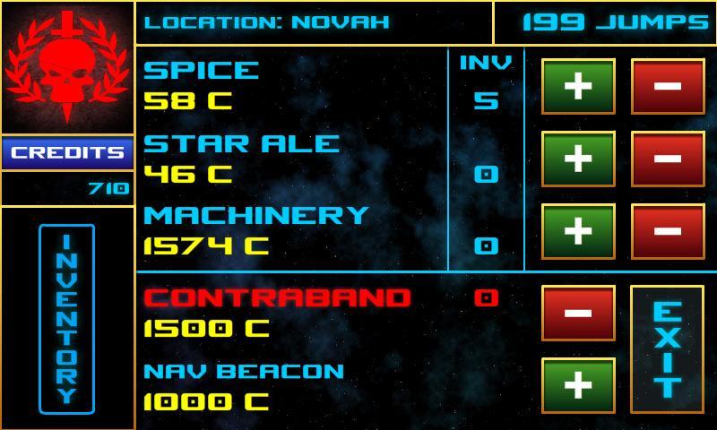 Dwarf★Star: Lunar Winds- screenshot
