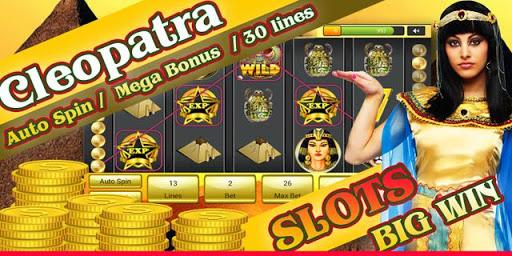 Cleopatra Queen Slots