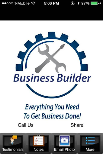 The Business Builder App