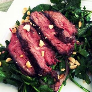 Refreshing Thai Beef Salad