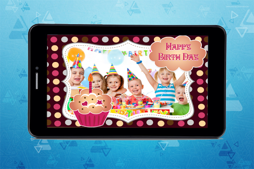 Birthday PhotoFrames And Cards