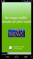 Screenshot of CTV News Cottage Traffic