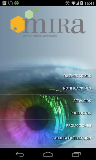 Mira Centro Optico