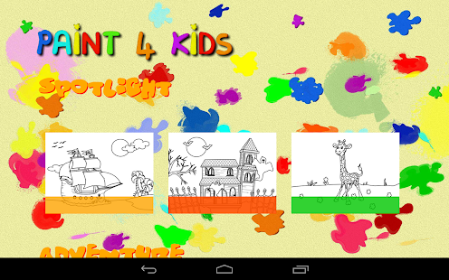 Paint 4 Kids- screenshot thumbnail