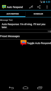 Auto Respond Pro - screenshot thumbnail