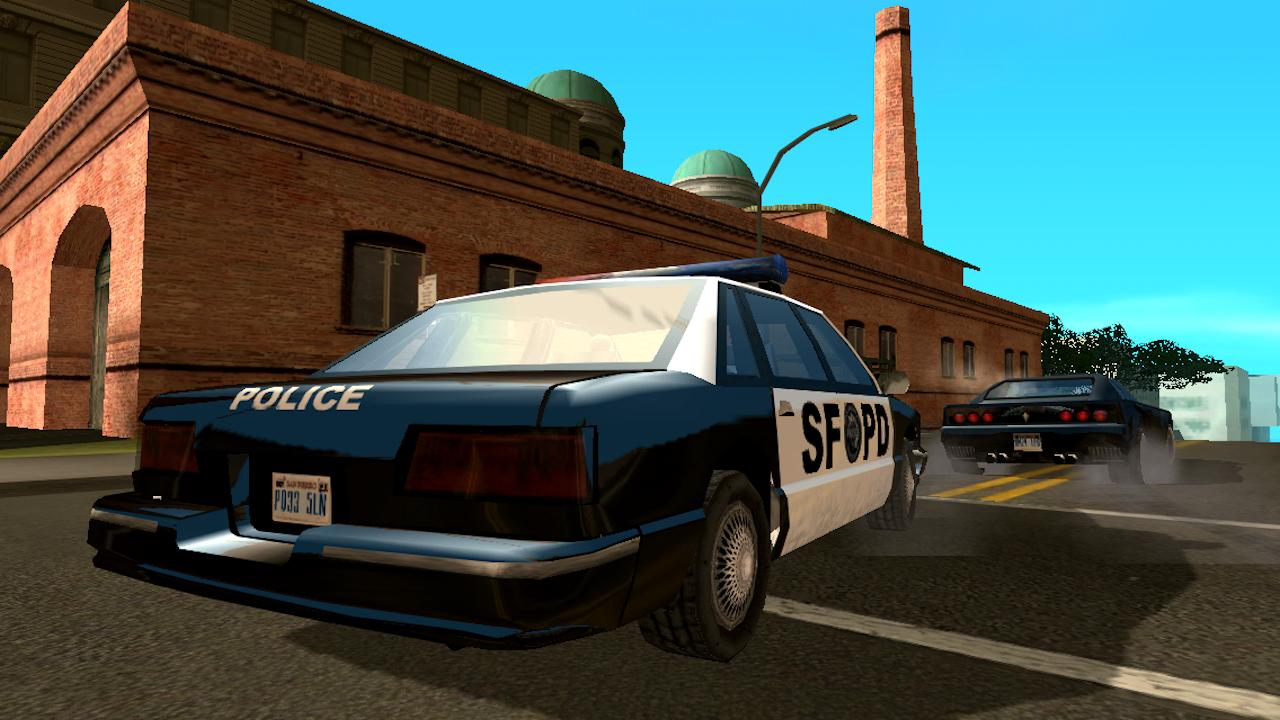 Grand Theft Auto: San Andreas screenshot #12