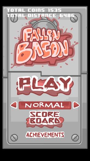 Fallen Bacon