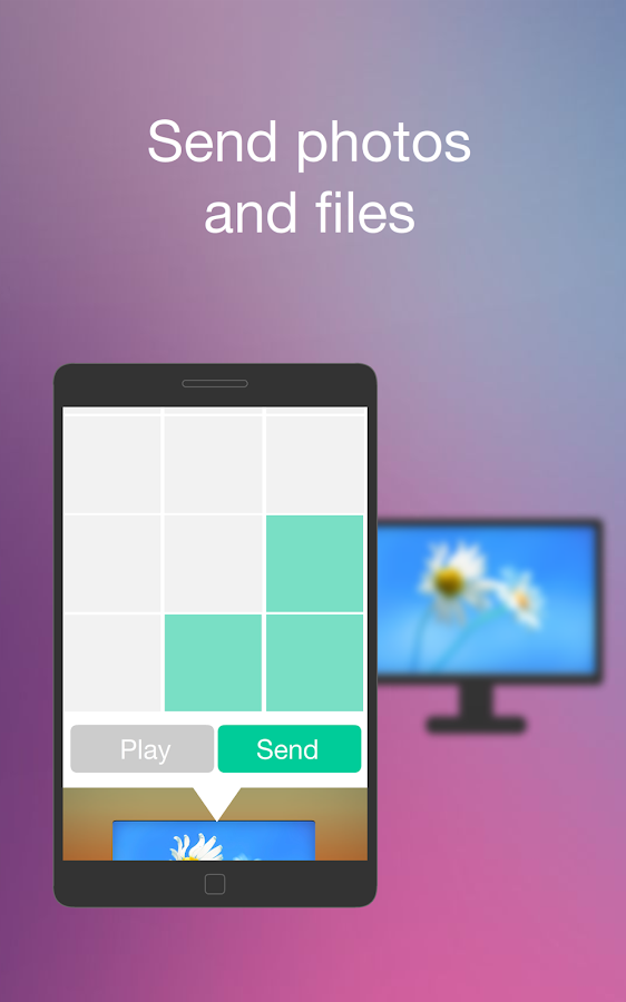 Filedrop – Pair and Share- screenshot