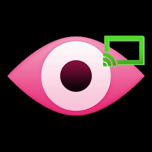 Magic Eye Cast LOGO-APP點子