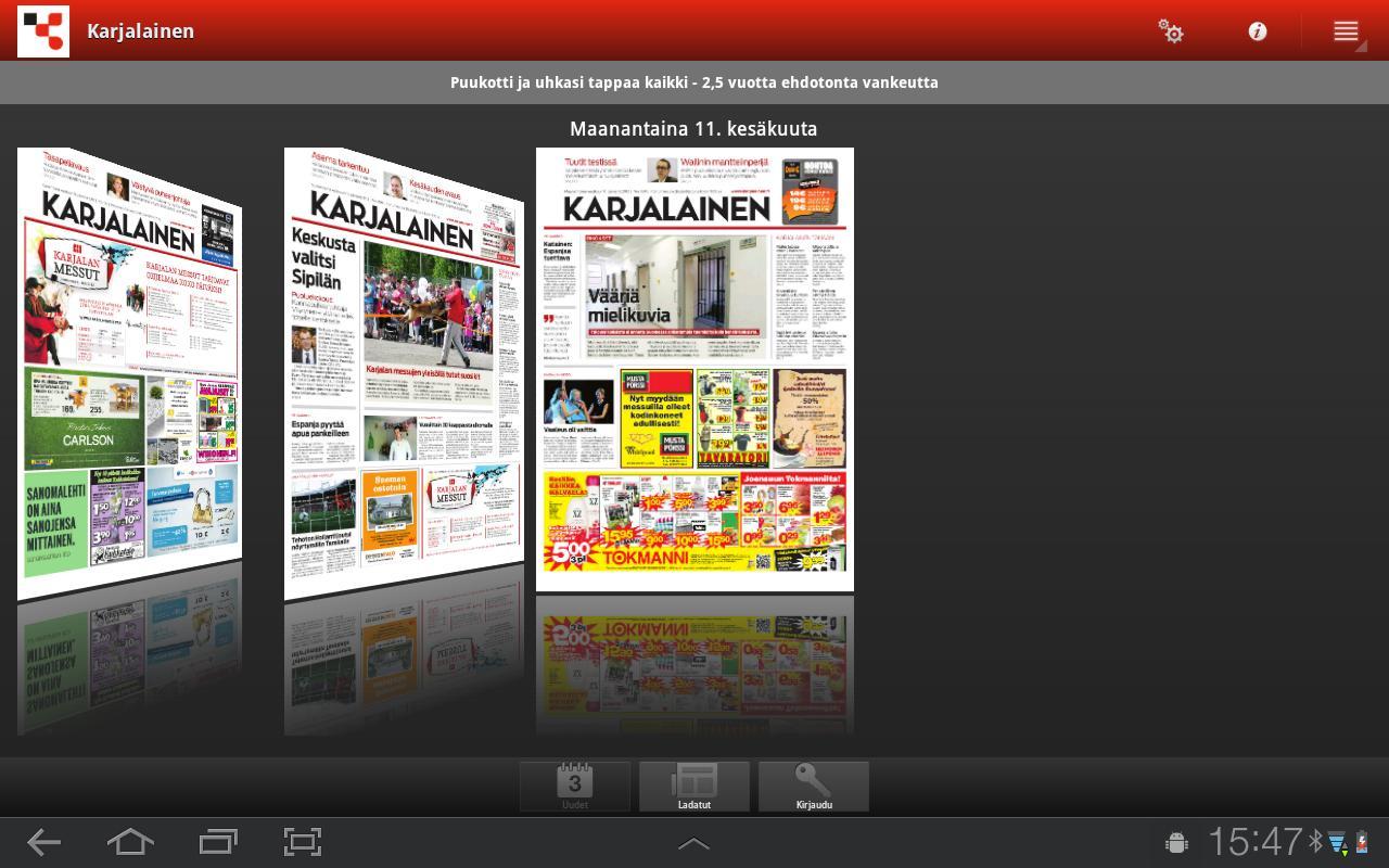 Karjalainen - Android Apps on Google Play