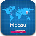 Macau Macao Guide Hotels & Map icon