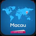 Macau Macao Guide Hotels & Map icon