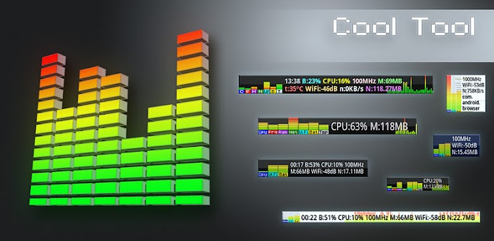 Cool Tool – system stats apk