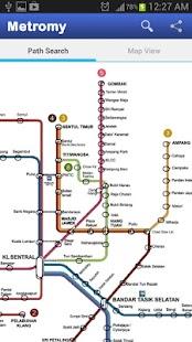 Metromy : Railway Malaysia - screenshot thumbnail