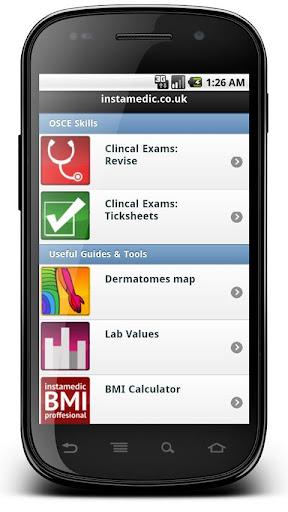 Physical Examination 2012 v4.62