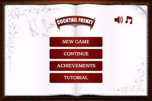 Screenshot of Cocktail Frenzy